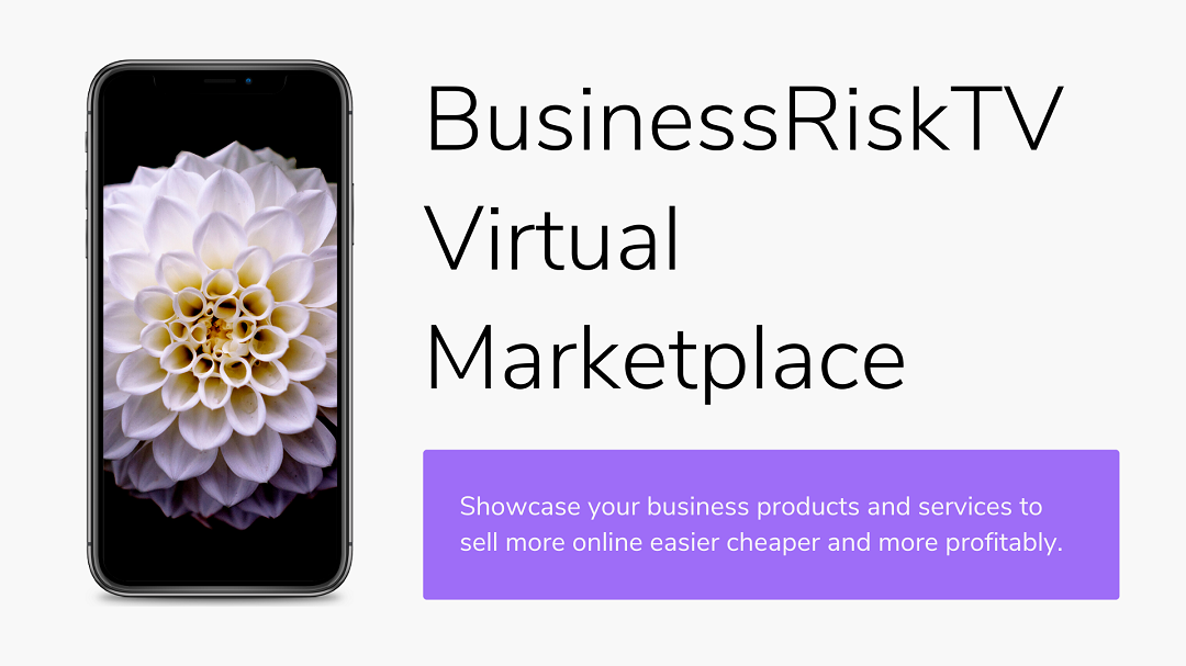 BusinessRiskTV Virtual Market Place