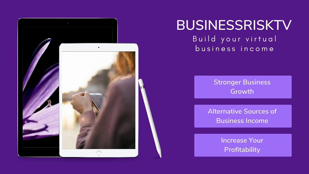 Create and grow your online business with BusinessRiskTV