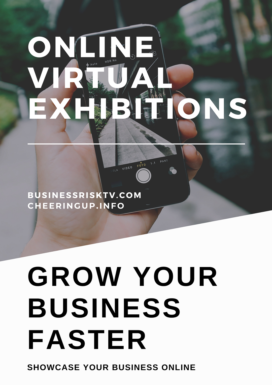 Virtual Exhibitions Online With BusinessRiskTV