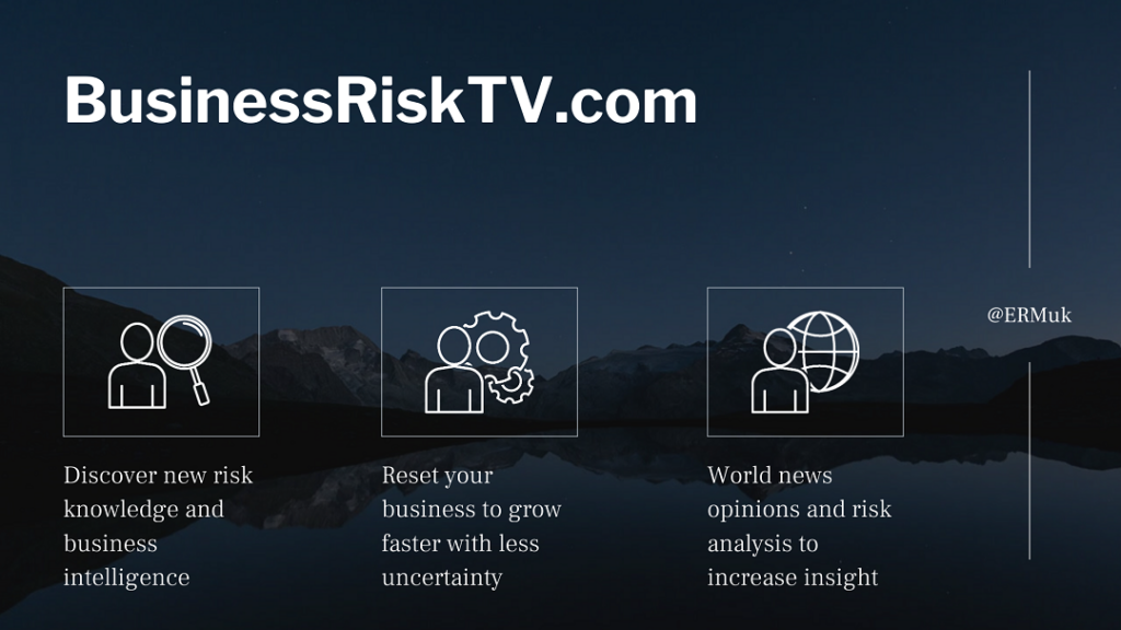 Learn more about enterprise risk management ERM with BusinessRiskTV