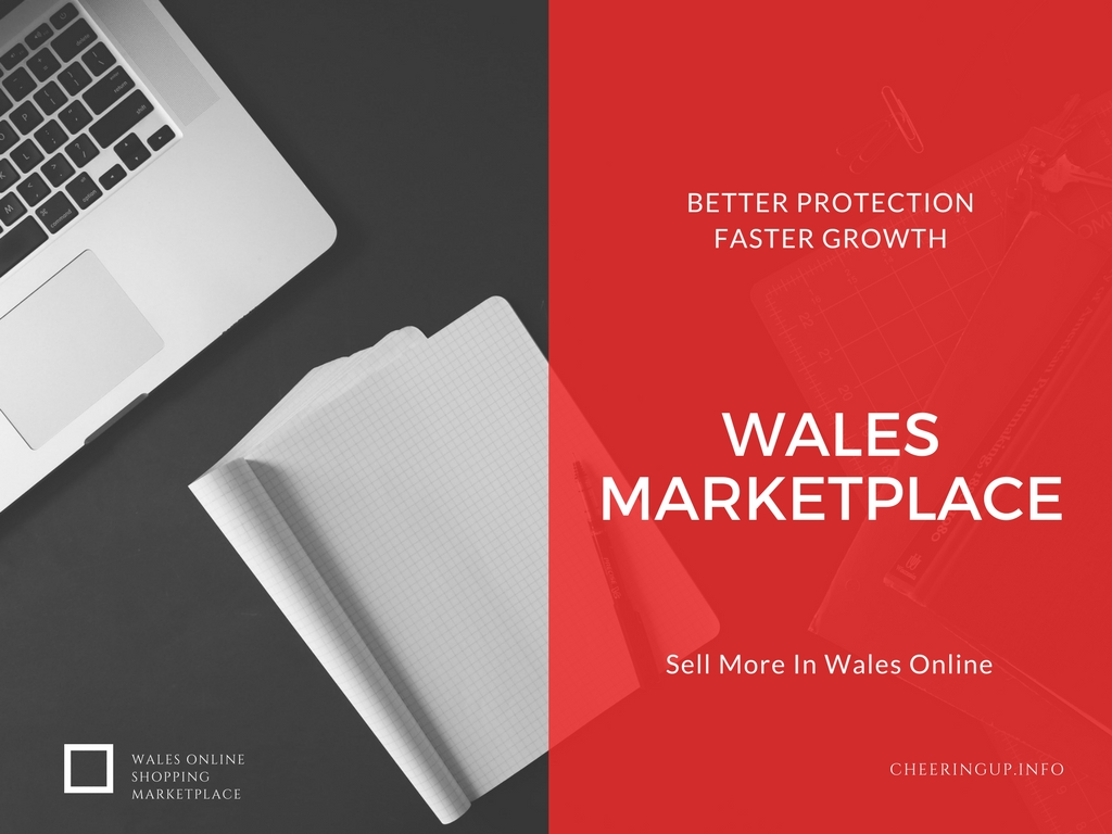 Online Wales Shopping with Wales Marketplace
