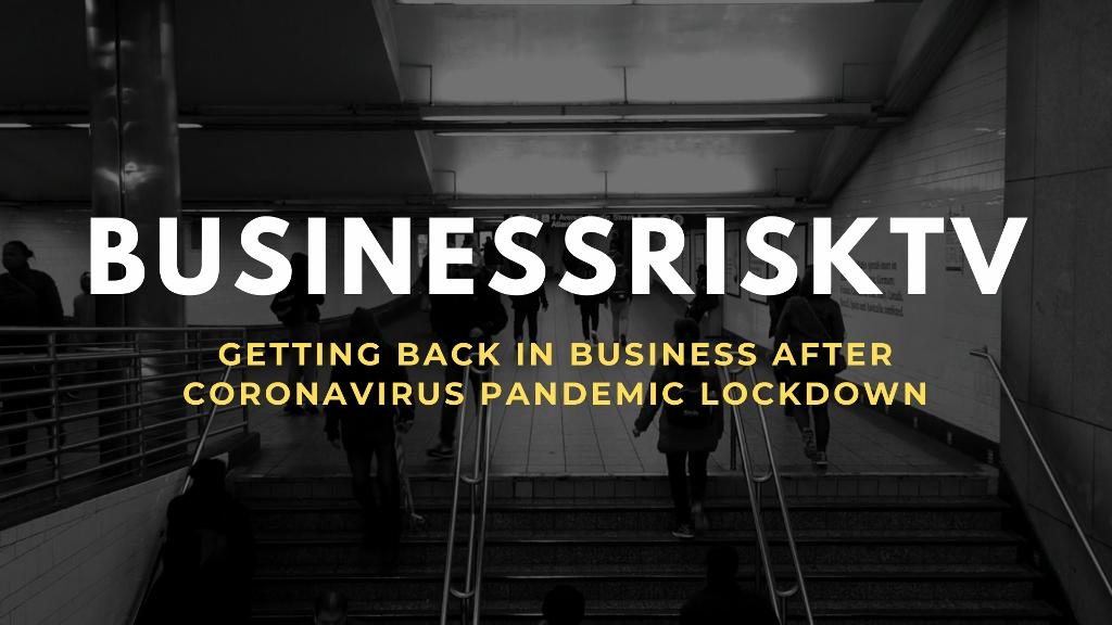 Coronavirus Business Impact BusinessRiskTV