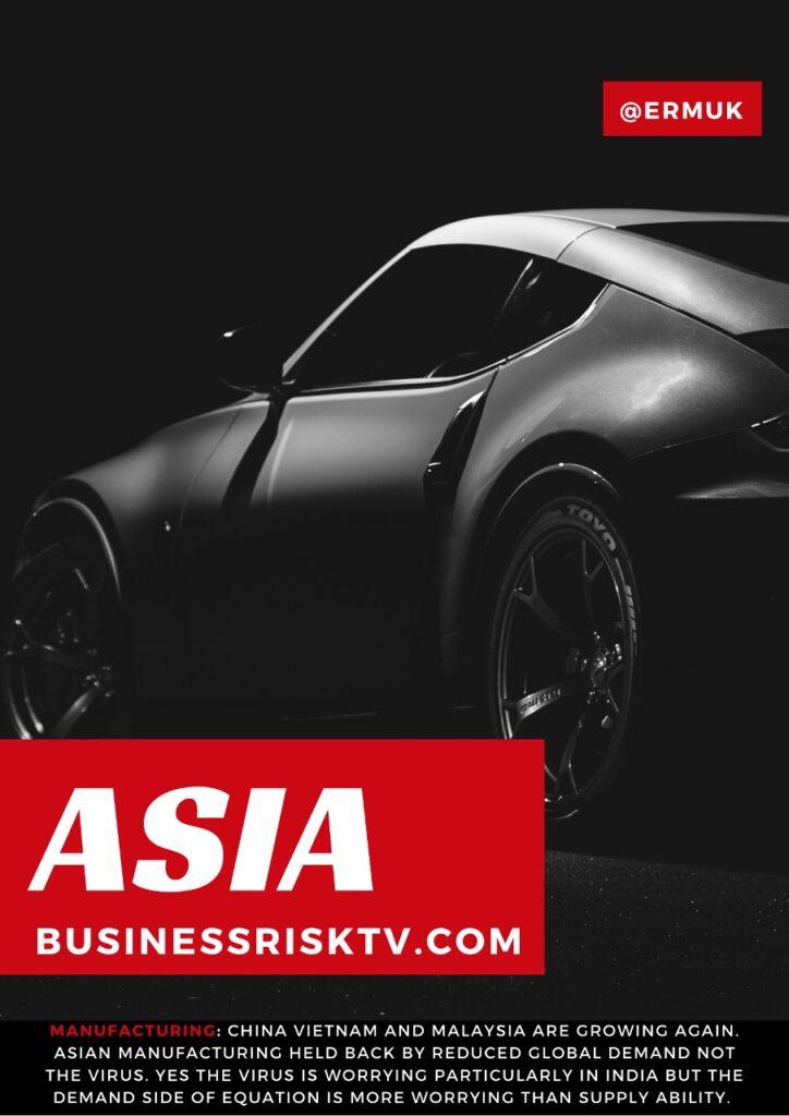 Asia Manufacturing Risk Report BusinessRiskTV
