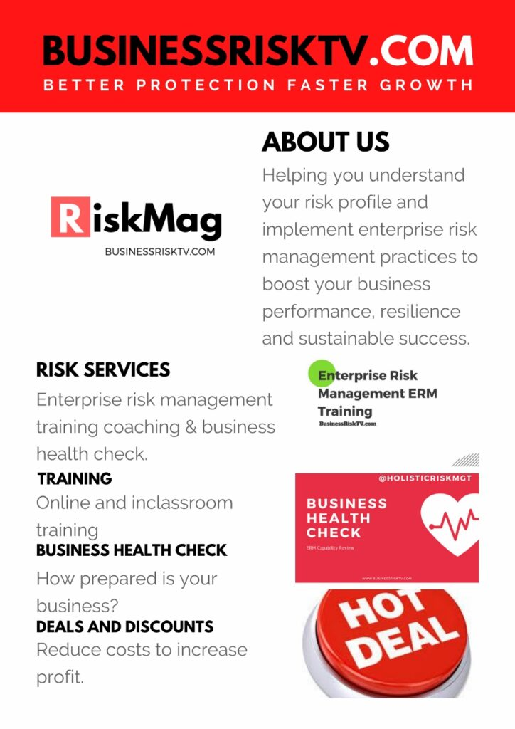 Enterprise Risk Management Services BusinessRiskTV