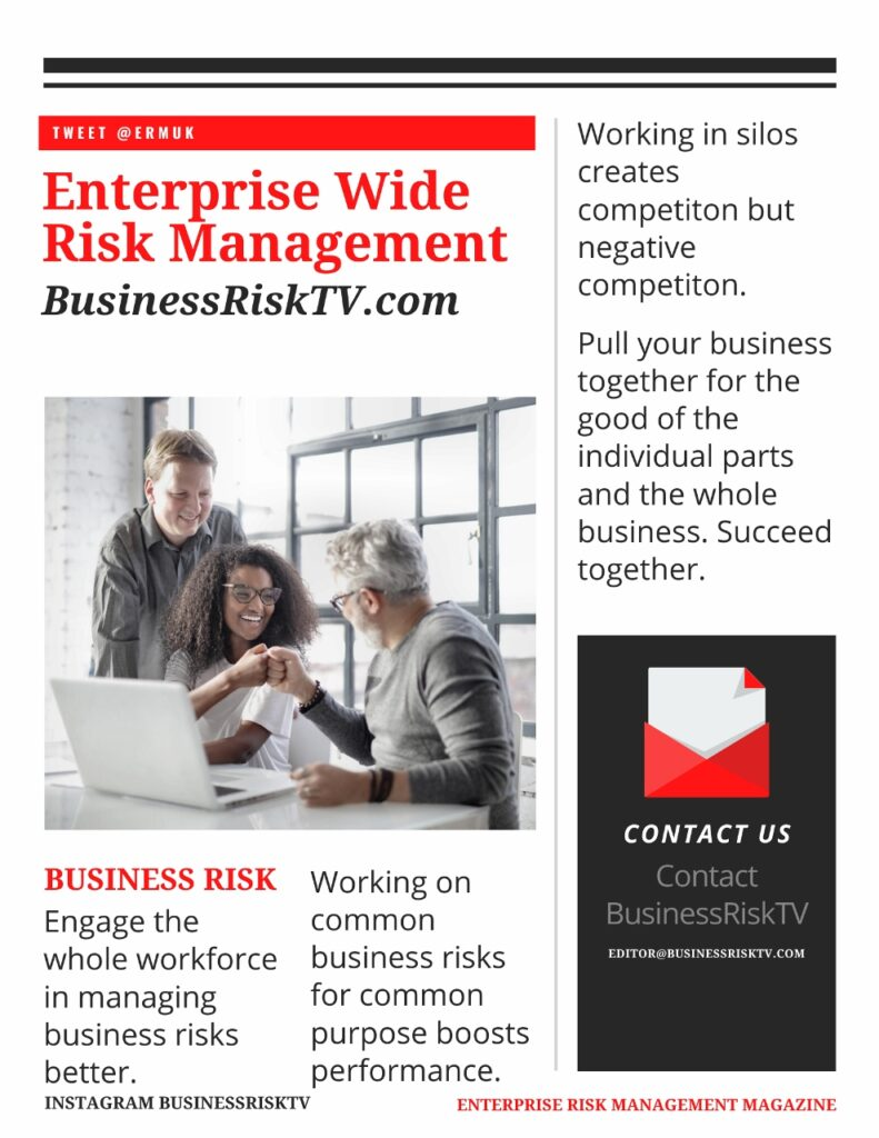 Enterprise Risk Magazine