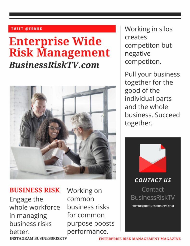 Enterprise Risk Magazine