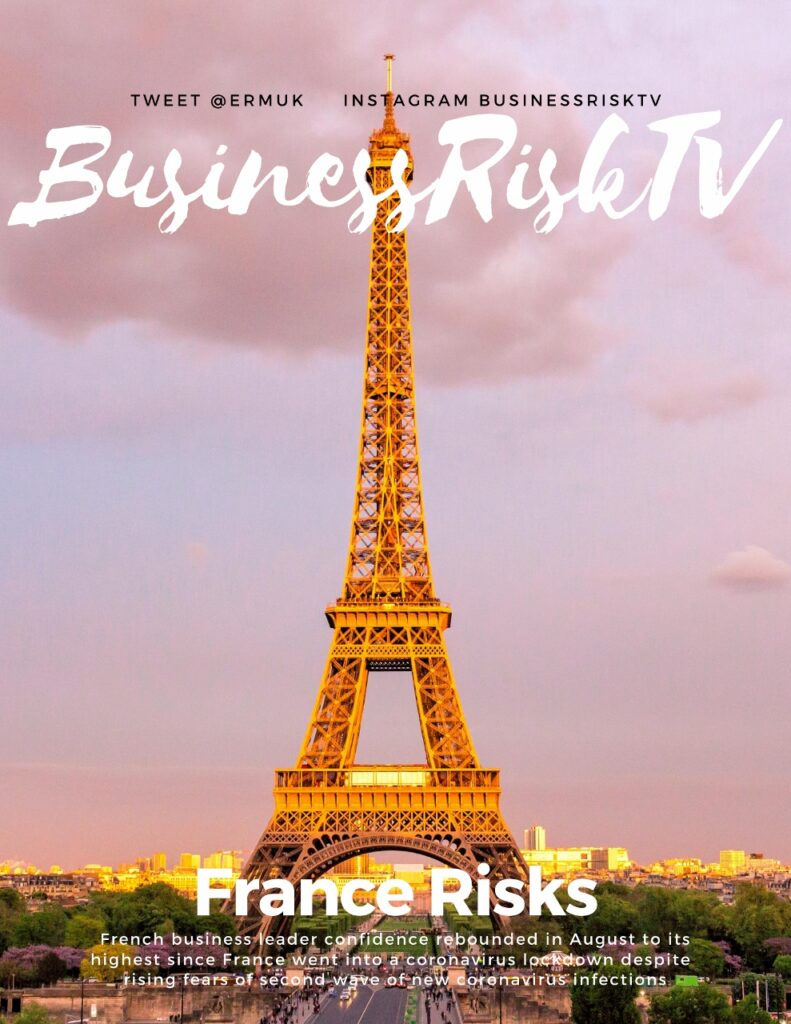 France Business Magazine News Opinions Reviews August 2020