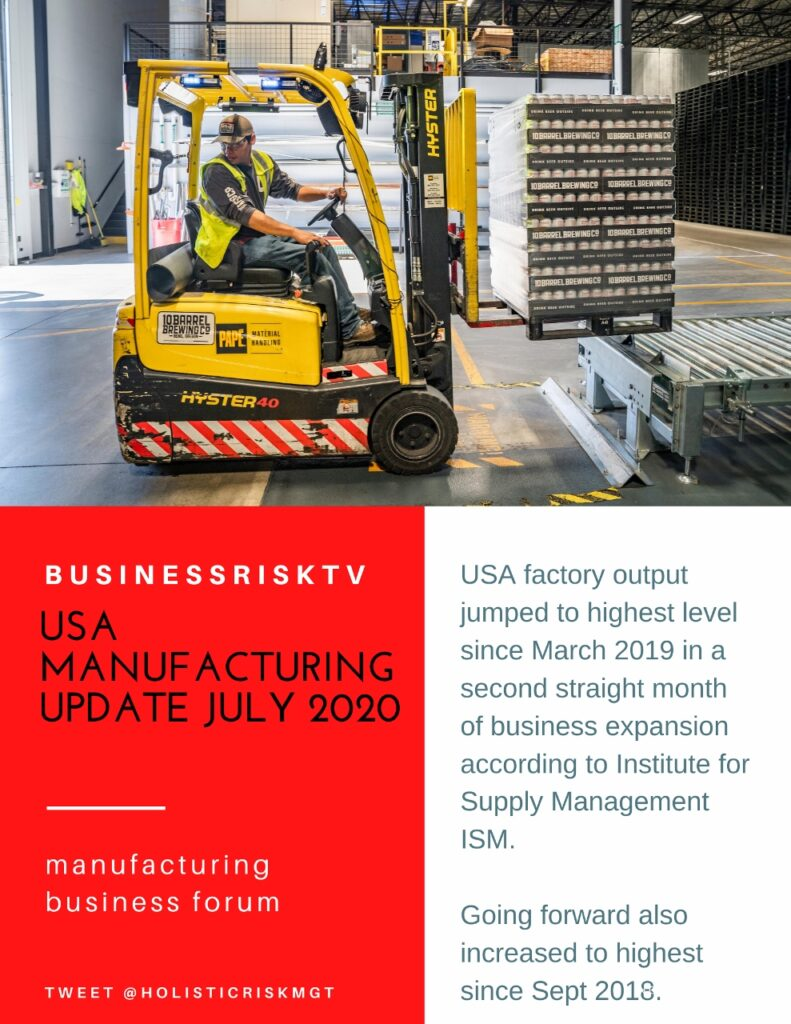 ism manufacturing index july 2020