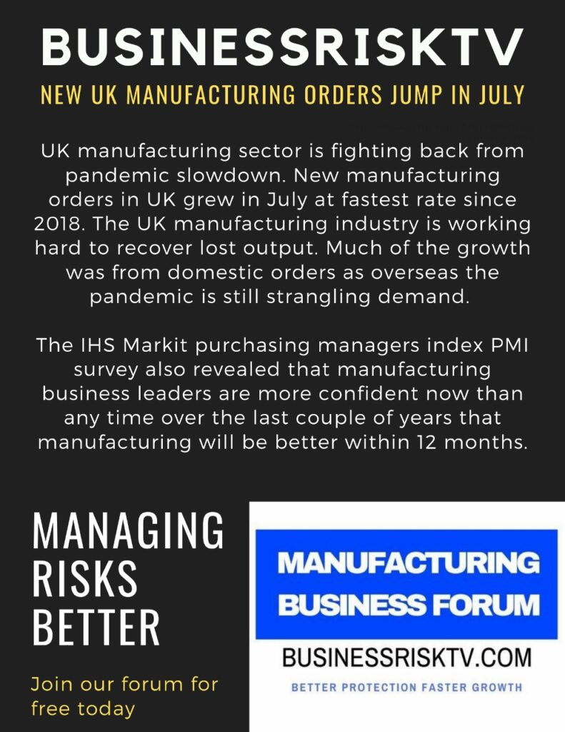 Manufacturing Business News July 2020