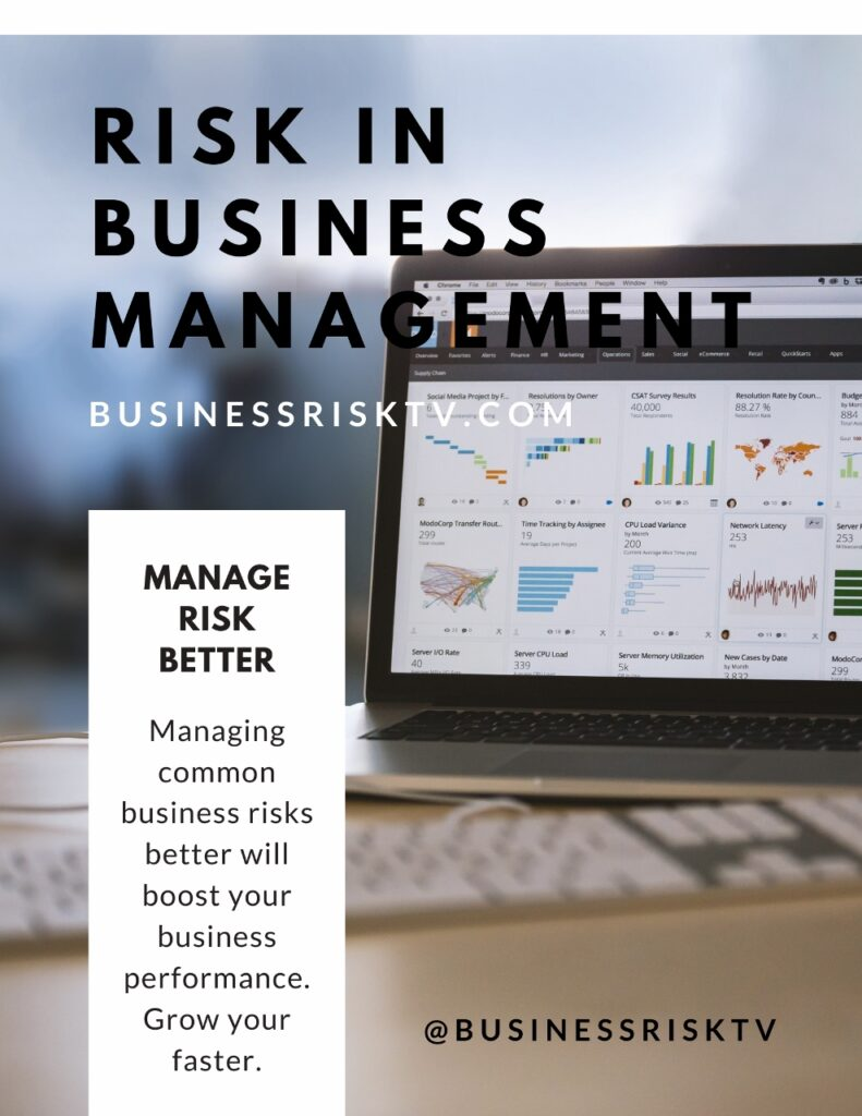 Manage Risk Better