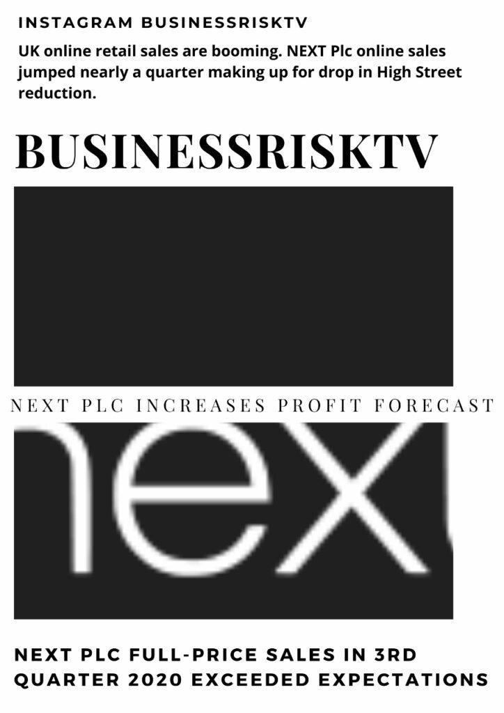 UK Retailers Report October 2020