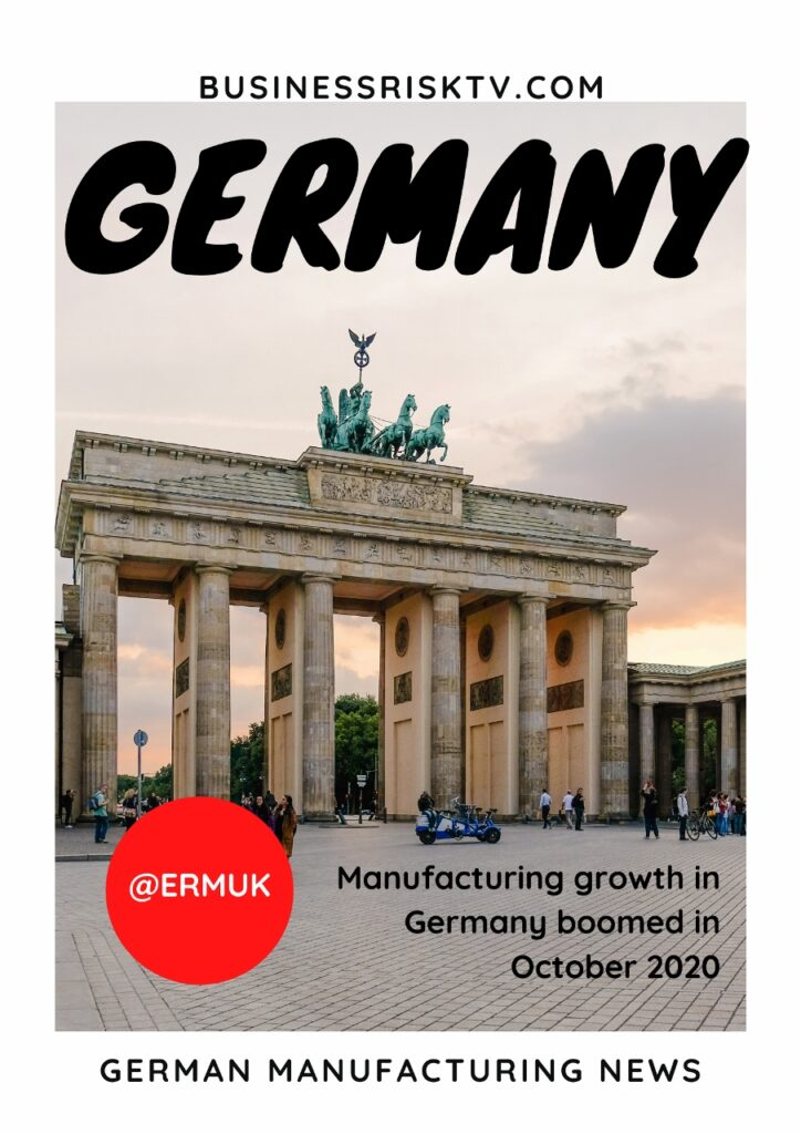 Germany Manufacturing Areas