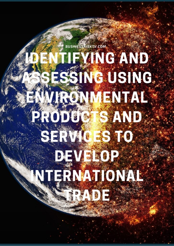 International trade in environmental goods and services