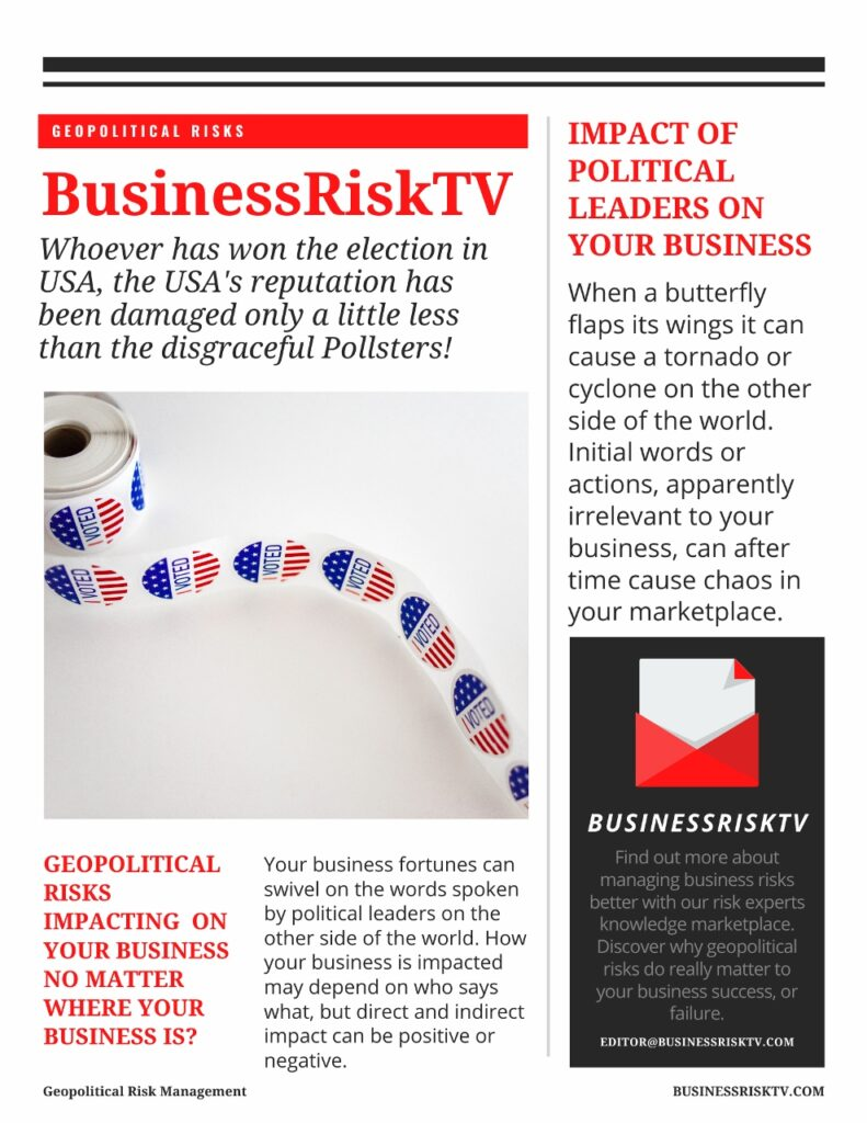 Geopolitical Risk Management Tips Advice and Support