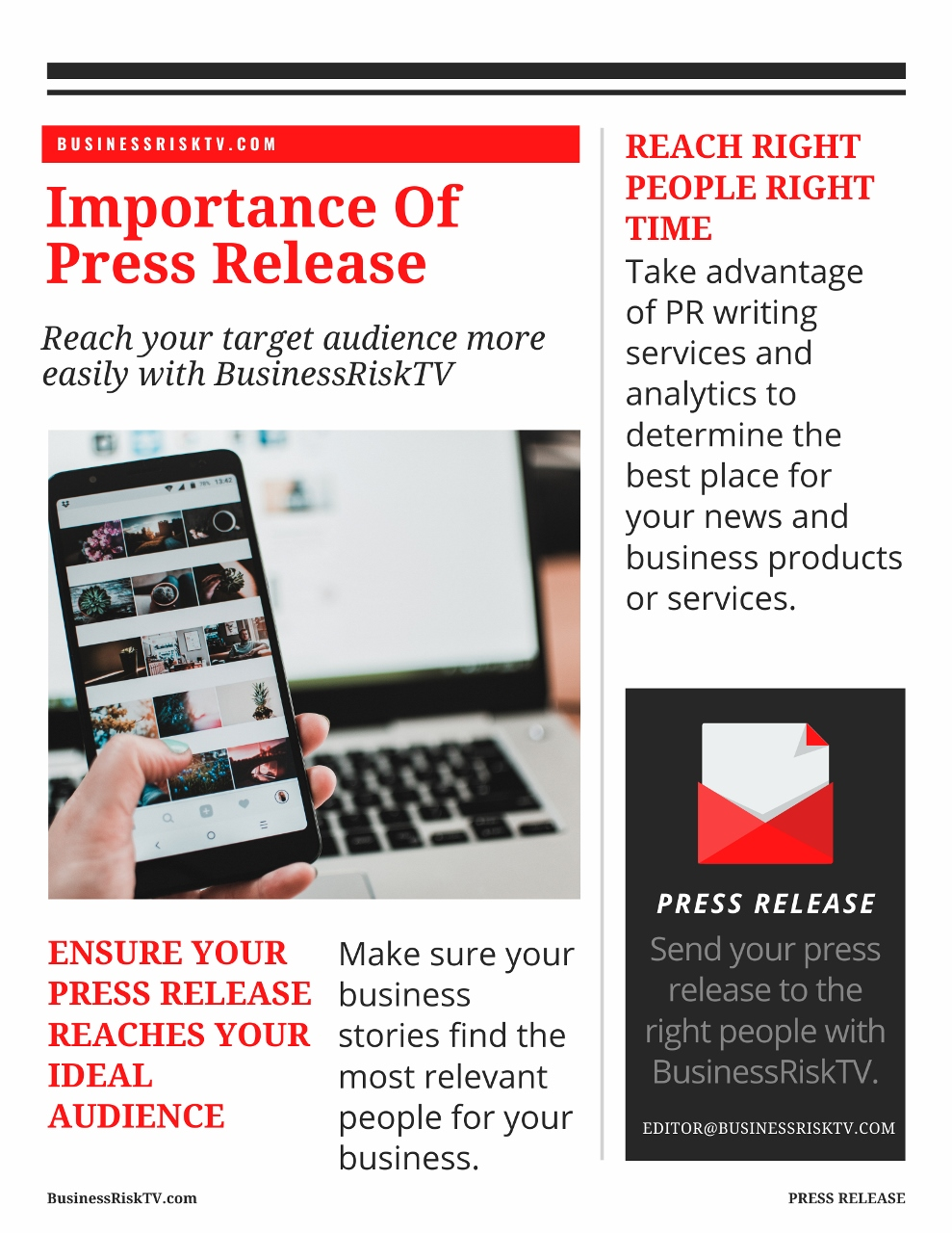 Business Press Release Service