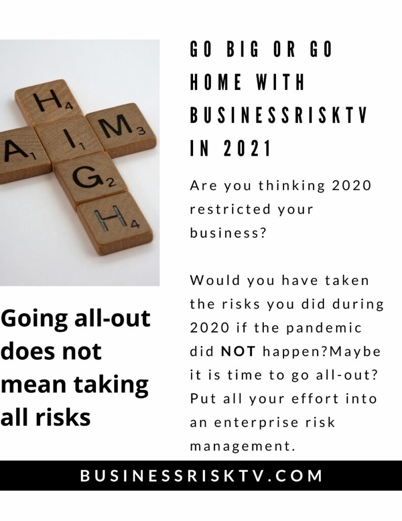 Enterprise Risk Management Can Develop A Better Future In Business Regardless Of The Business Environment