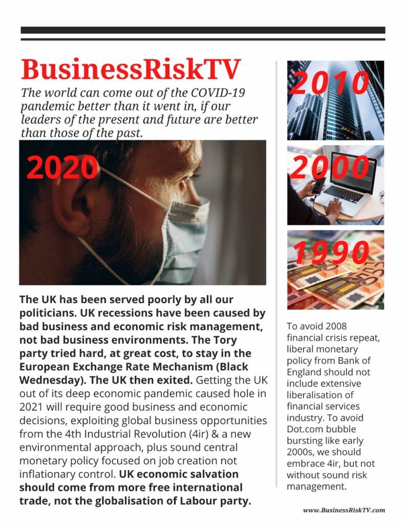 Improving Enterprise Risk Management