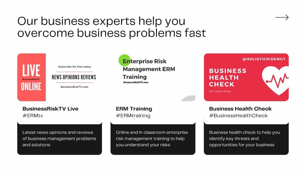 Risk Management Experts