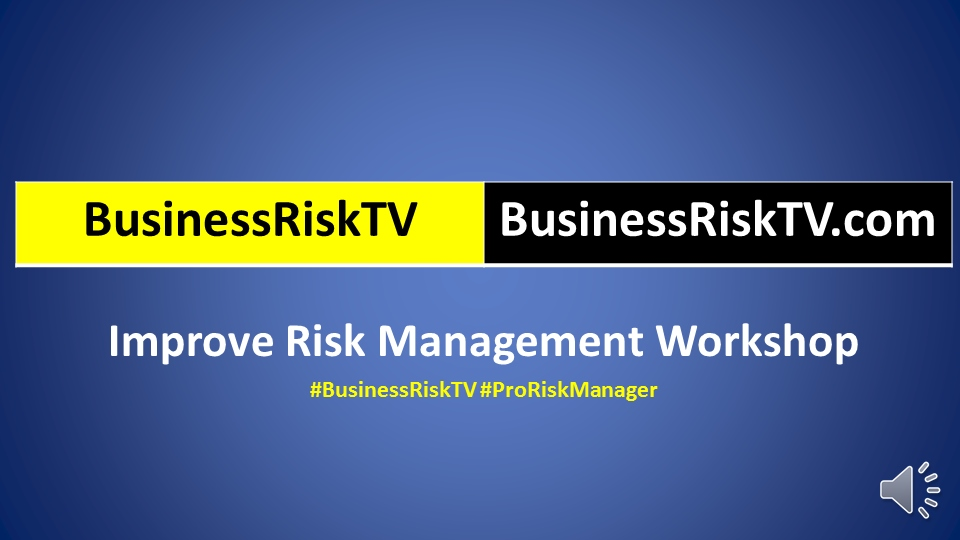 Better Risk Management with BusinessRiskTV