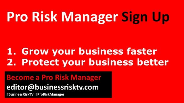 BusinessRiskTV Risk Manager Service