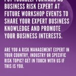 Risk Management Experts Panel