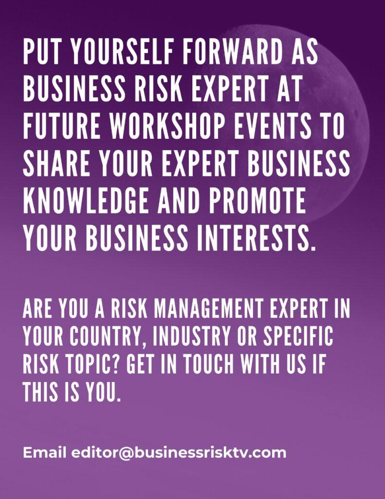 Risk Management Experts Panel