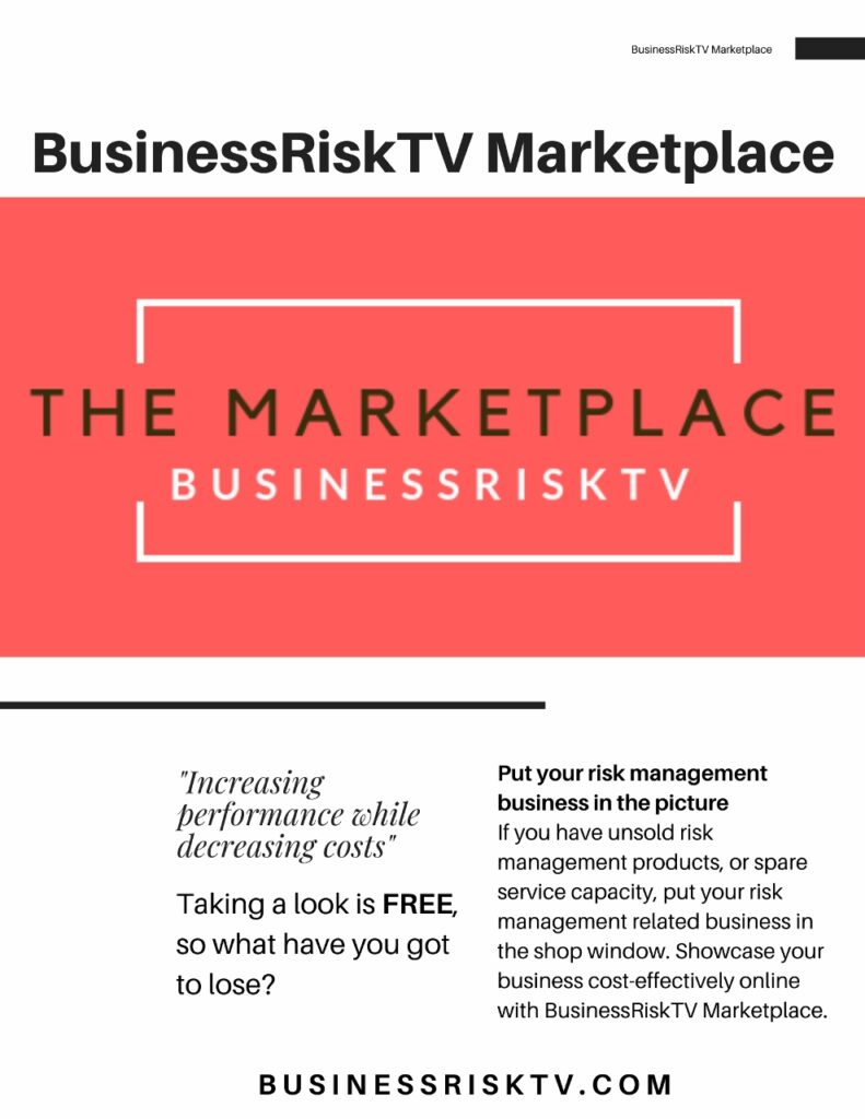 The Marketplace for Risk Management Products and Services