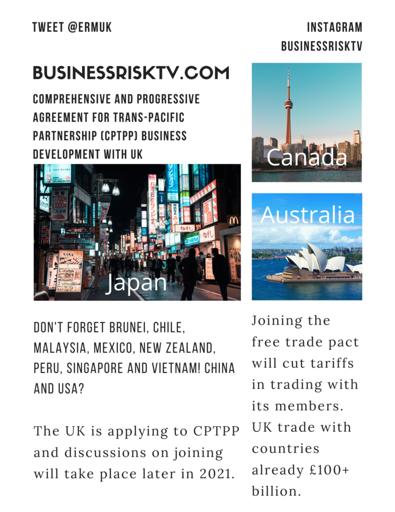 CPTPP UK Business Development with UK