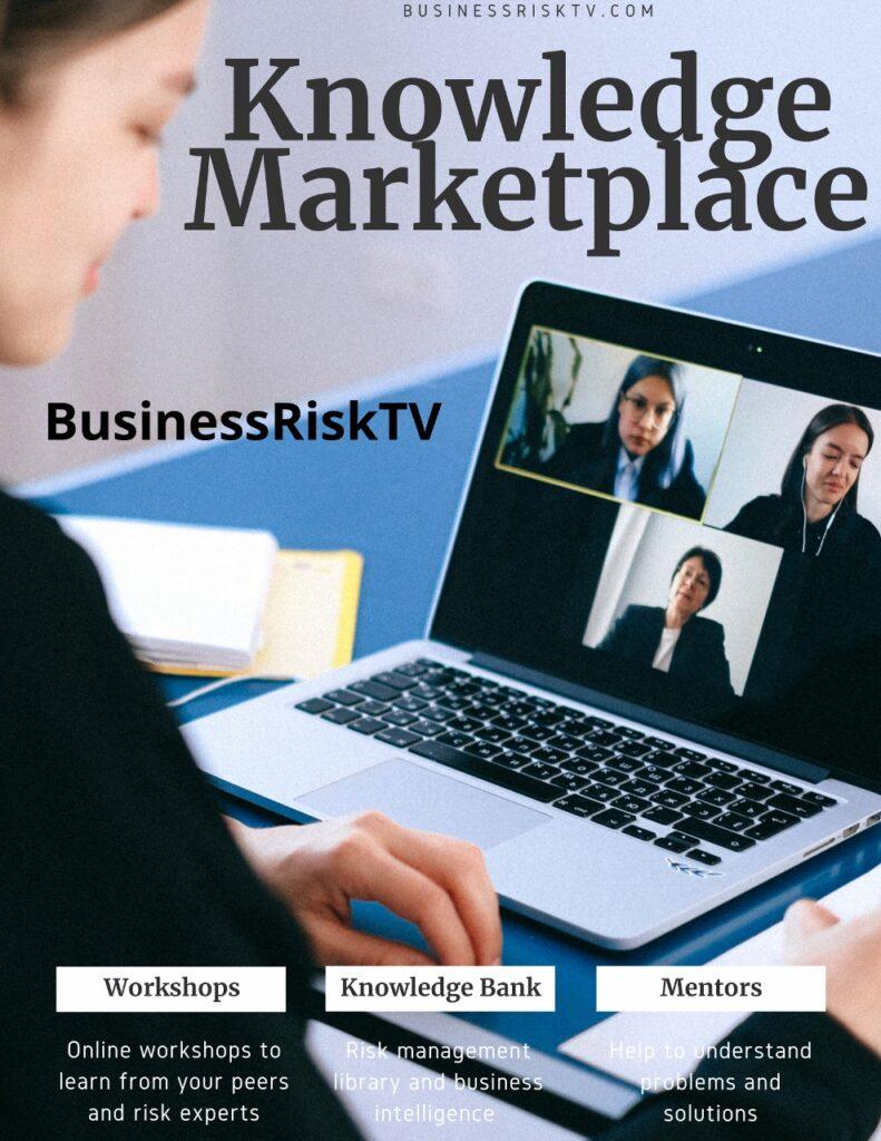 Knowledge Management with BusinessRiskTV