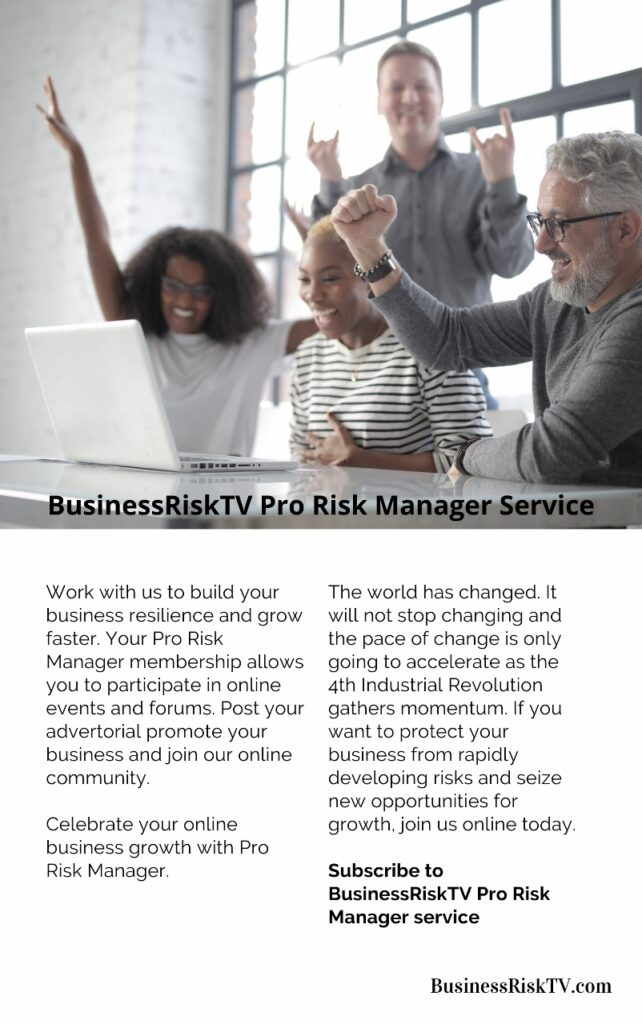 Benefits of proactive risk management