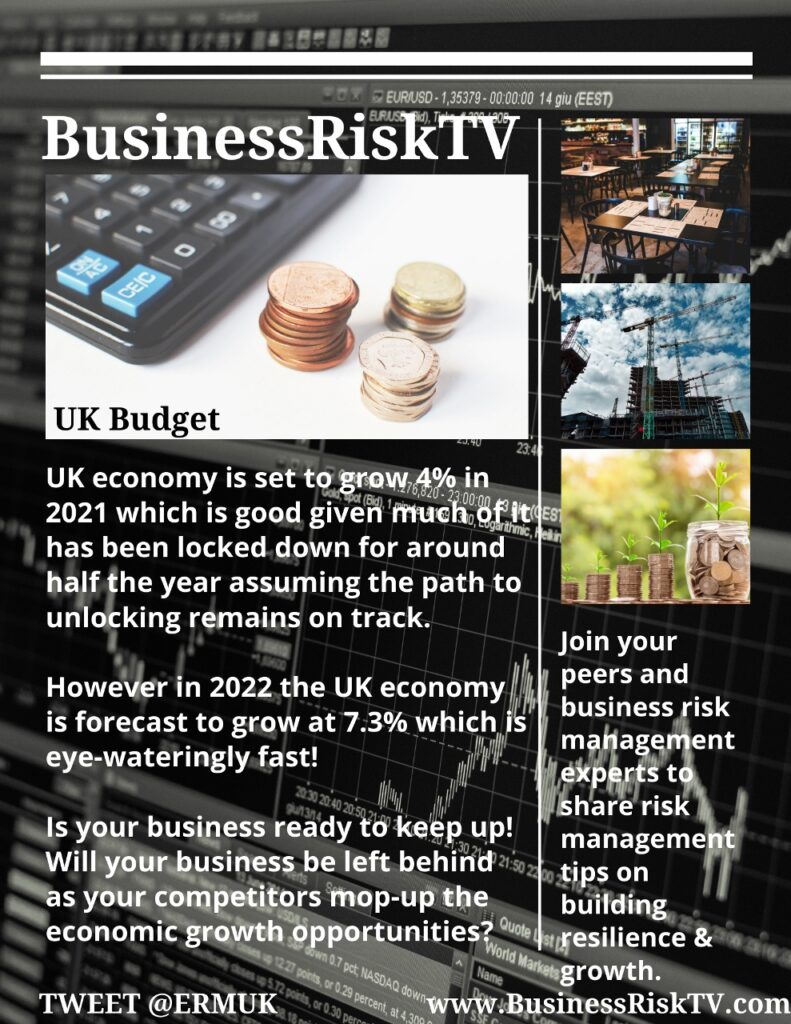 UK Budget March 2021